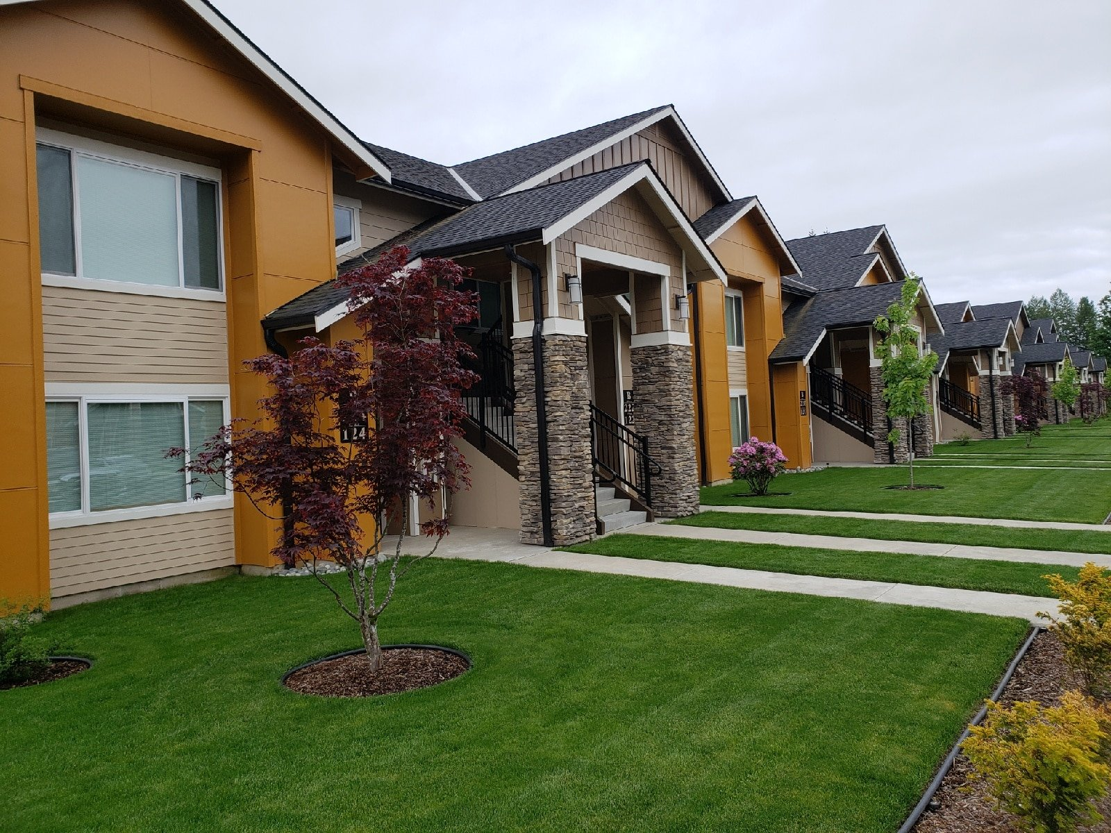 Exterior Picture South Sonrise Apartments Marysville WA