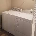 Picture of full size Washer and Dryer